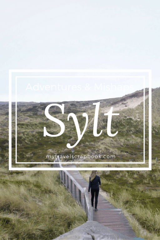 Sylt is a wild place. Hurricane winds and seal sighting make for a very exciting trip. Read here to find out how I nearly drowned, cycled the entire length of the northern tip of the island and spotted a wild seal! #sylt #seal #hurricane #adventure #mytravelscrapbook