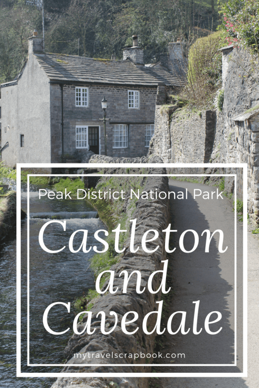 The Peak District is a wonderful National Park in the UK, but which part should I visit? If you are near Sheffield I would recommend pretty Castleton & Cavedale in the Peak District National Park. Read this post to see why! #peakdistrict #visitengland #nationalpark #hiking