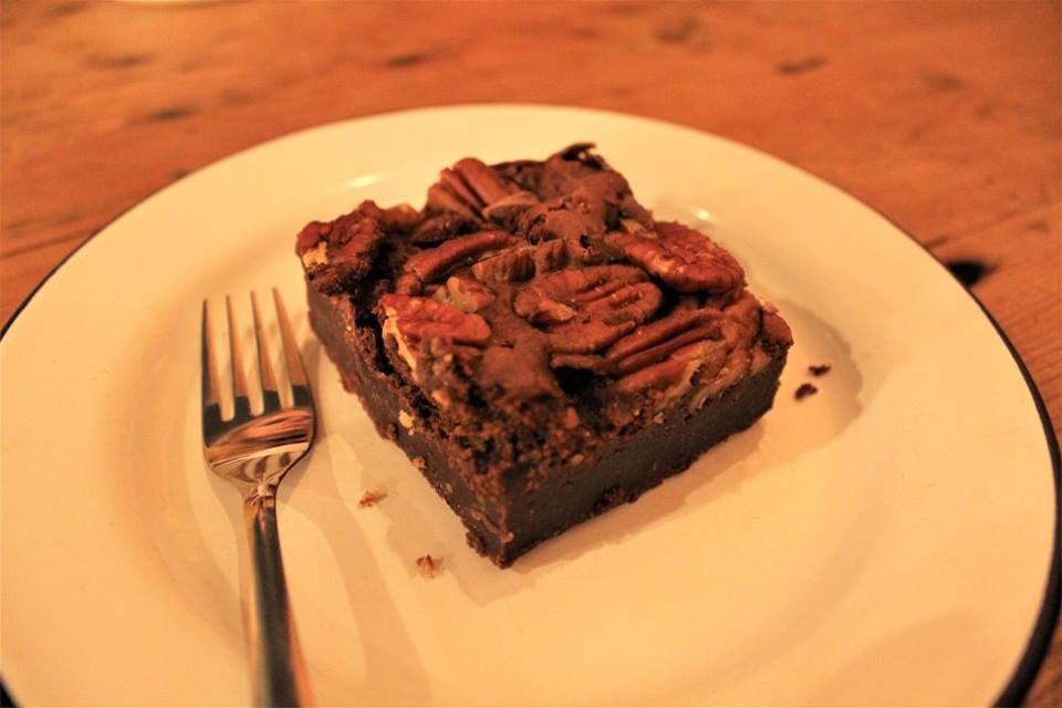 Peacan Brownie Fig and Sparrow, Manchester