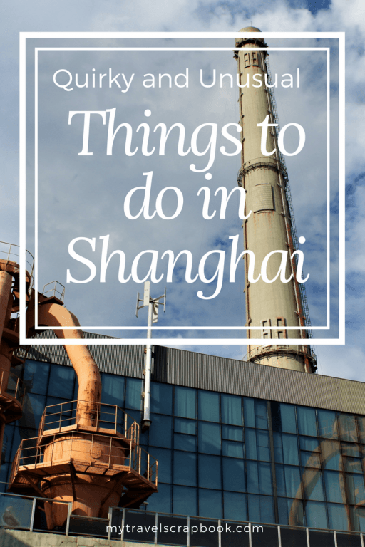 Quirky and Unusual things to do in Shanghai. Forget the Bund, Yu Gardens and Nanjing Road - You want to see and do things off the beaten tourist track. Click to find out about fascinating museums, quirky activities, unusual art and haunted houses in Shanghai. Complete with a map to show you how to get there.