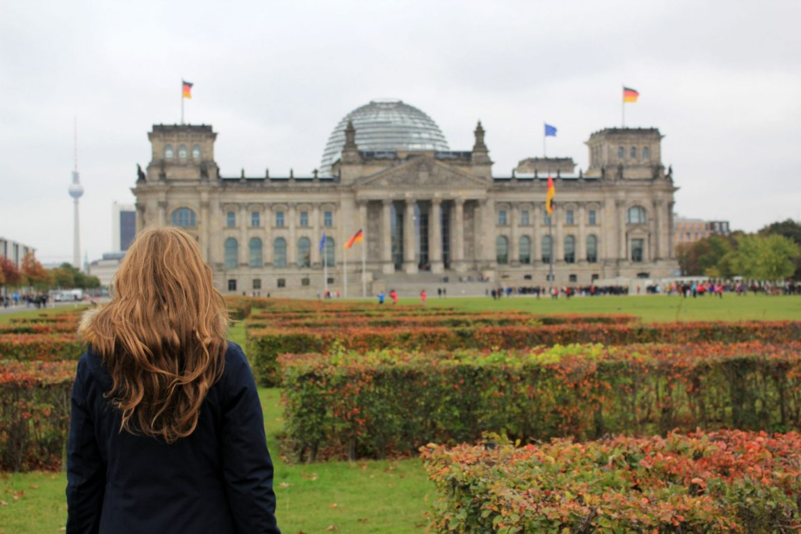 Reichstag Berlin Germany Europe