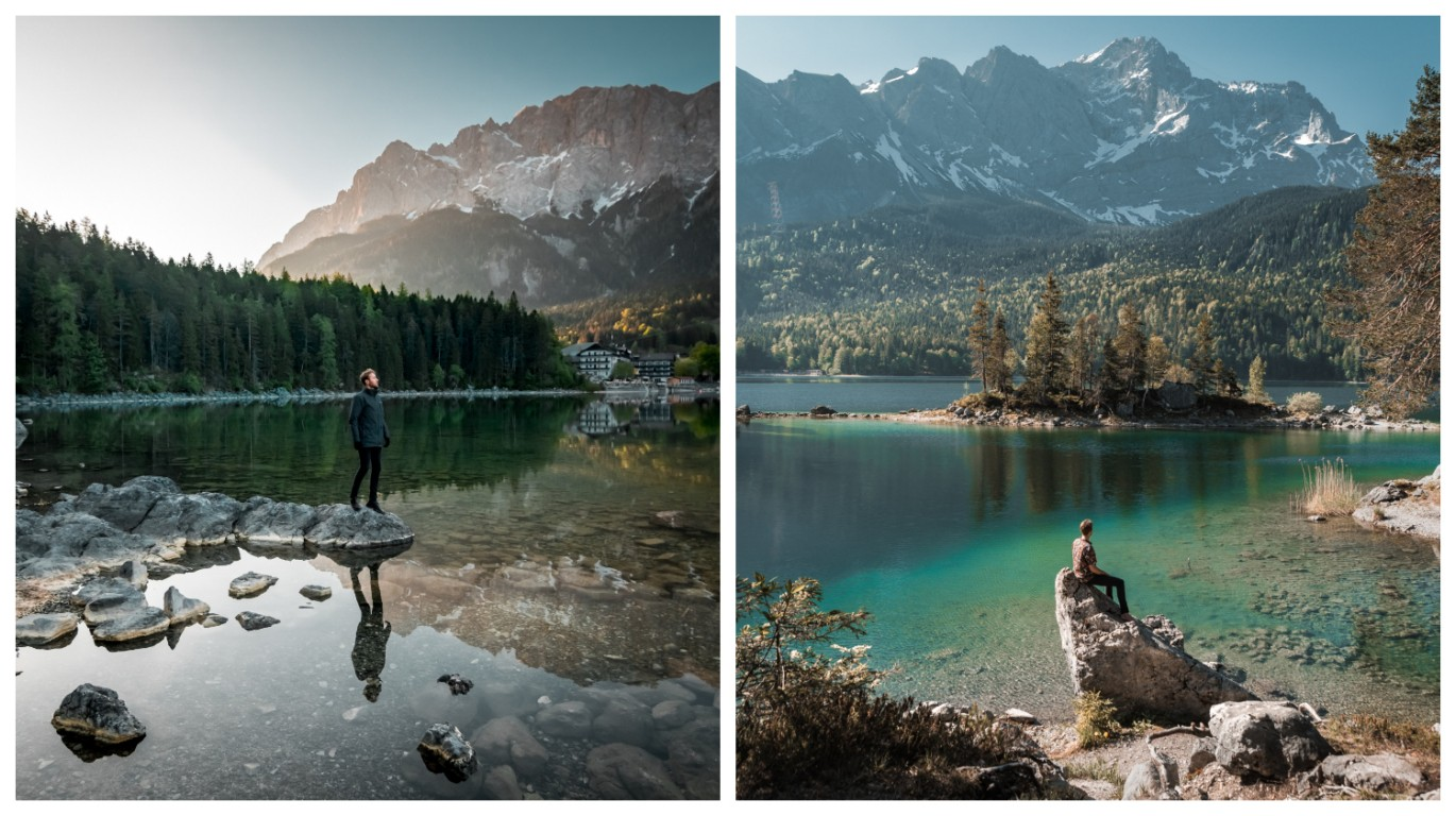 Eibsee - Swedish Nomad Germany Alps