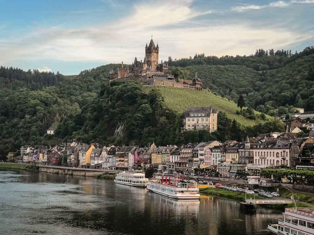 cochem germany castle