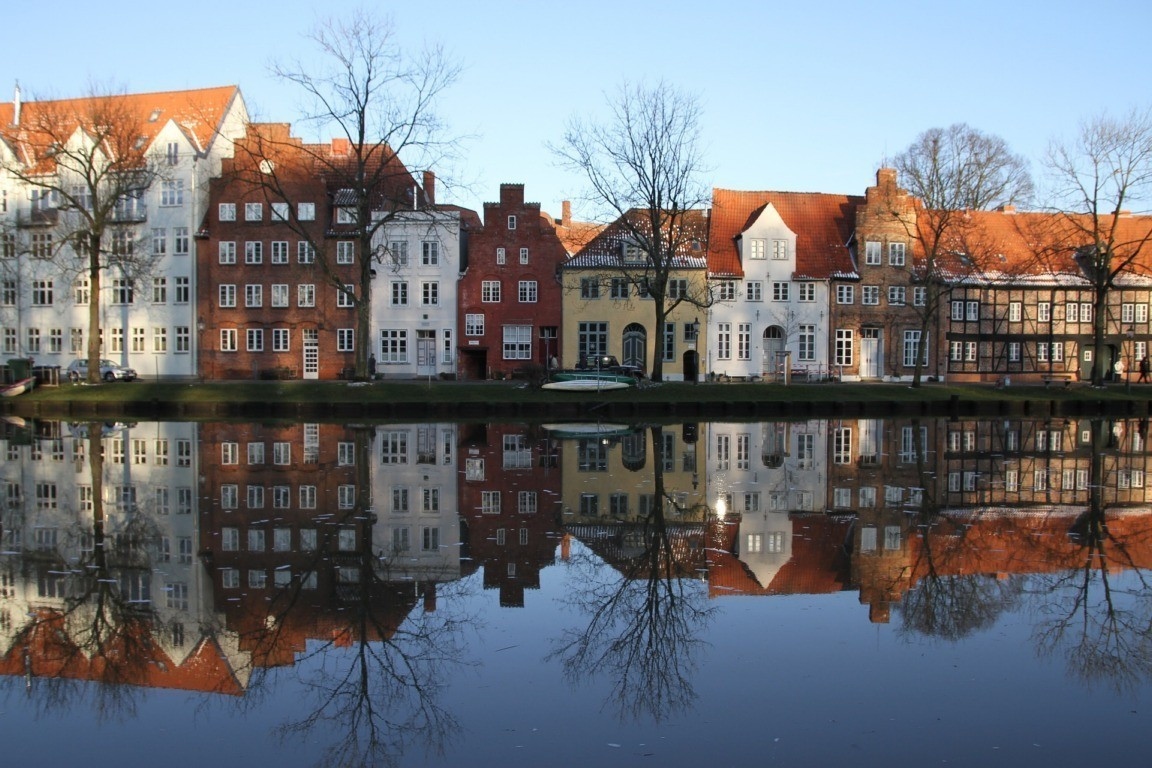 lubeck North Germany Baltic Sea Coast Hanseatic