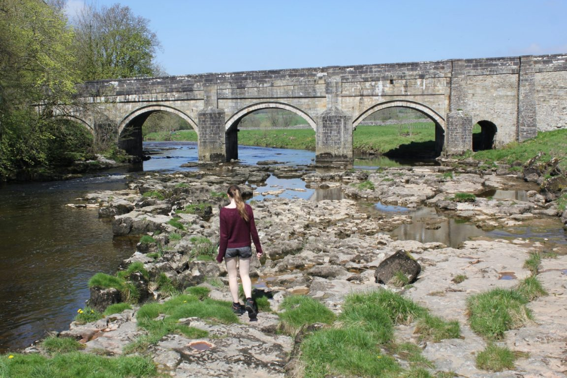 Grassington Bridge Yorkshire Dales Bucket List