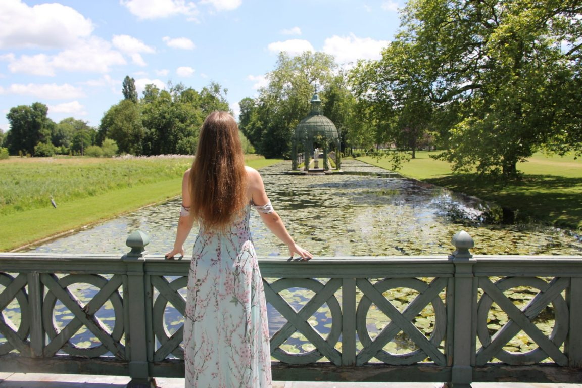English Garden, Château du Chantilly, Versailles, Instagram, Photoshoot, Island of Love