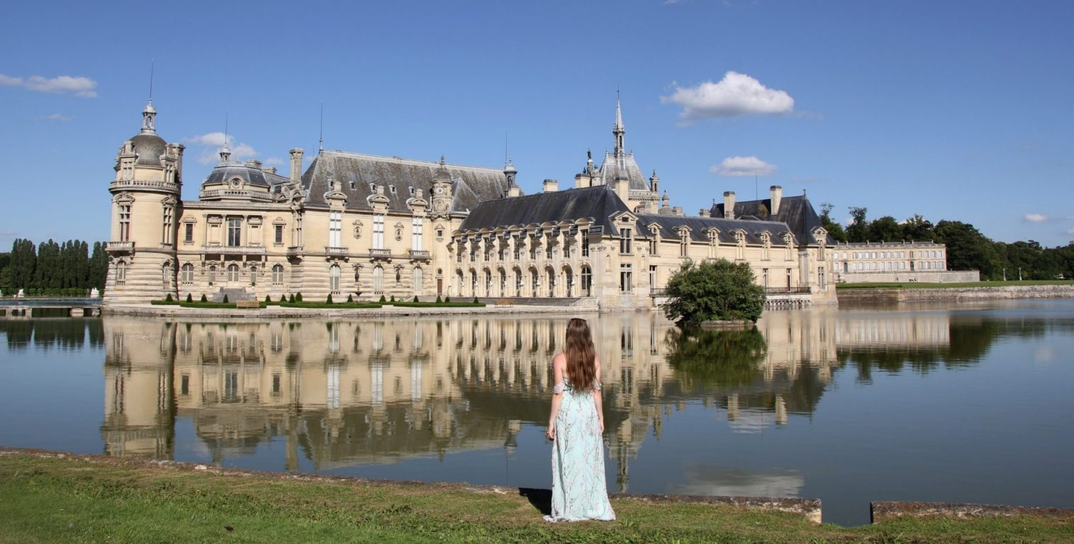 chateau du chantilly mytravelscrapbook
