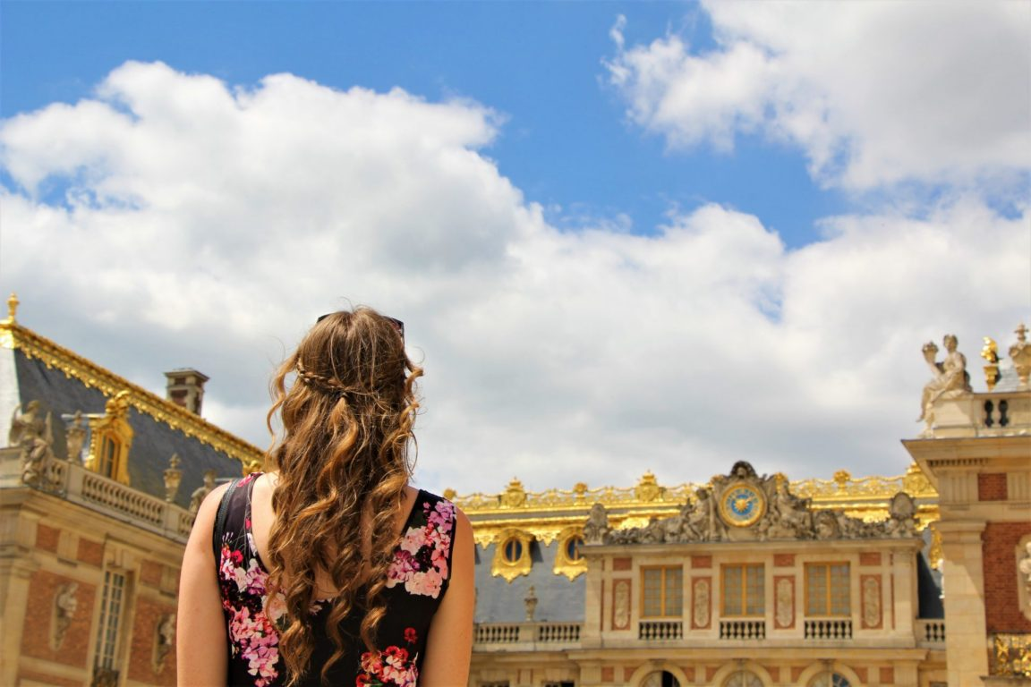 Versailles photo tips