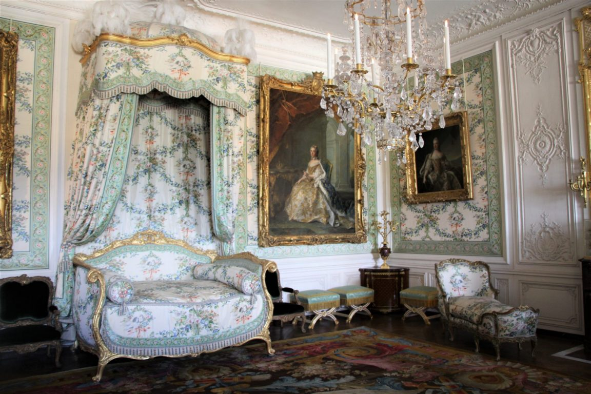 bedroom versailles