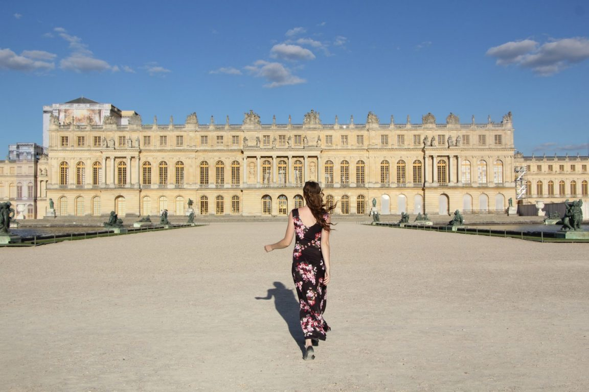 versailles no people photography tips