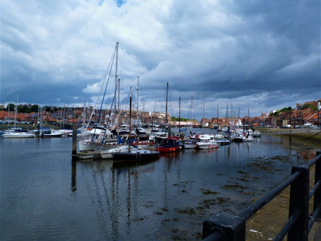 Whitby Harbour Yorkshire Bucket List