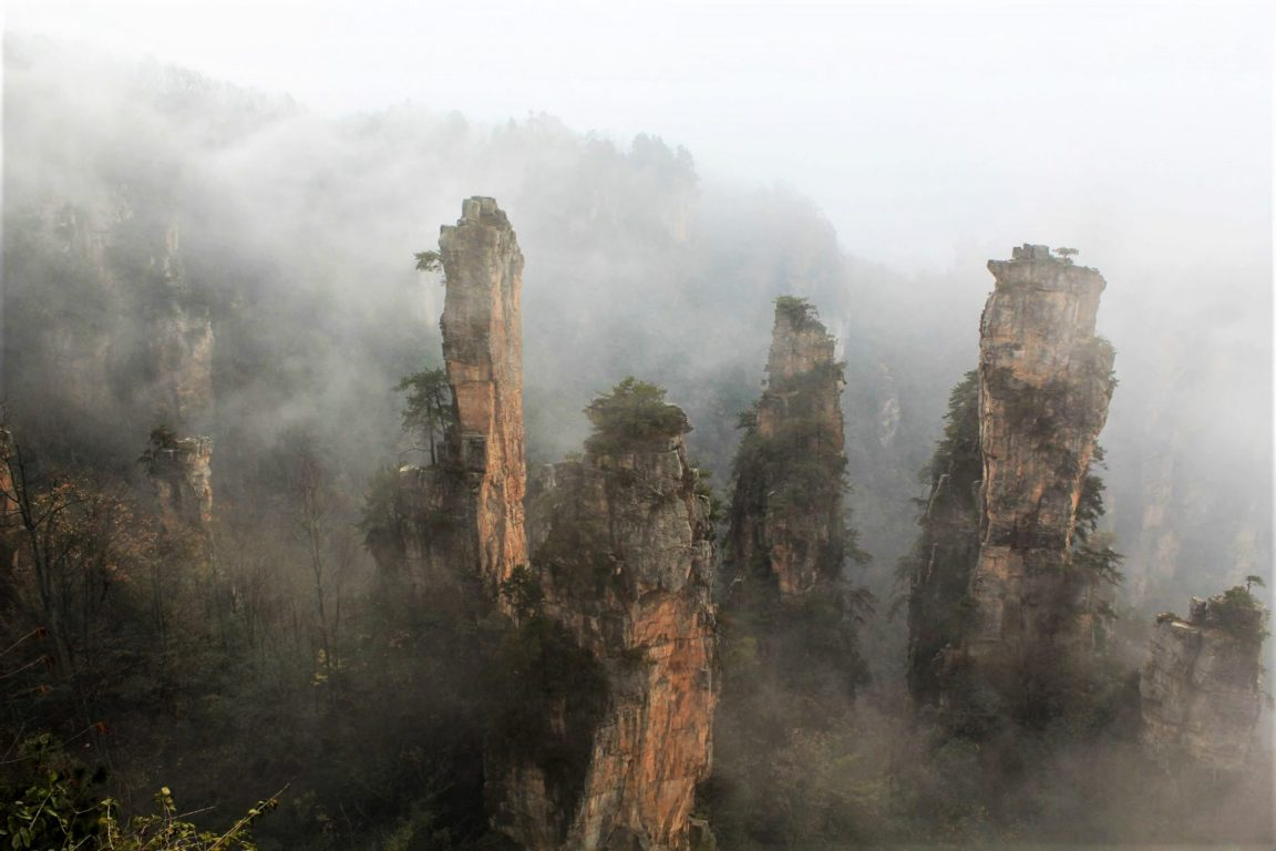 Zhangjiajie Best Hikes in China