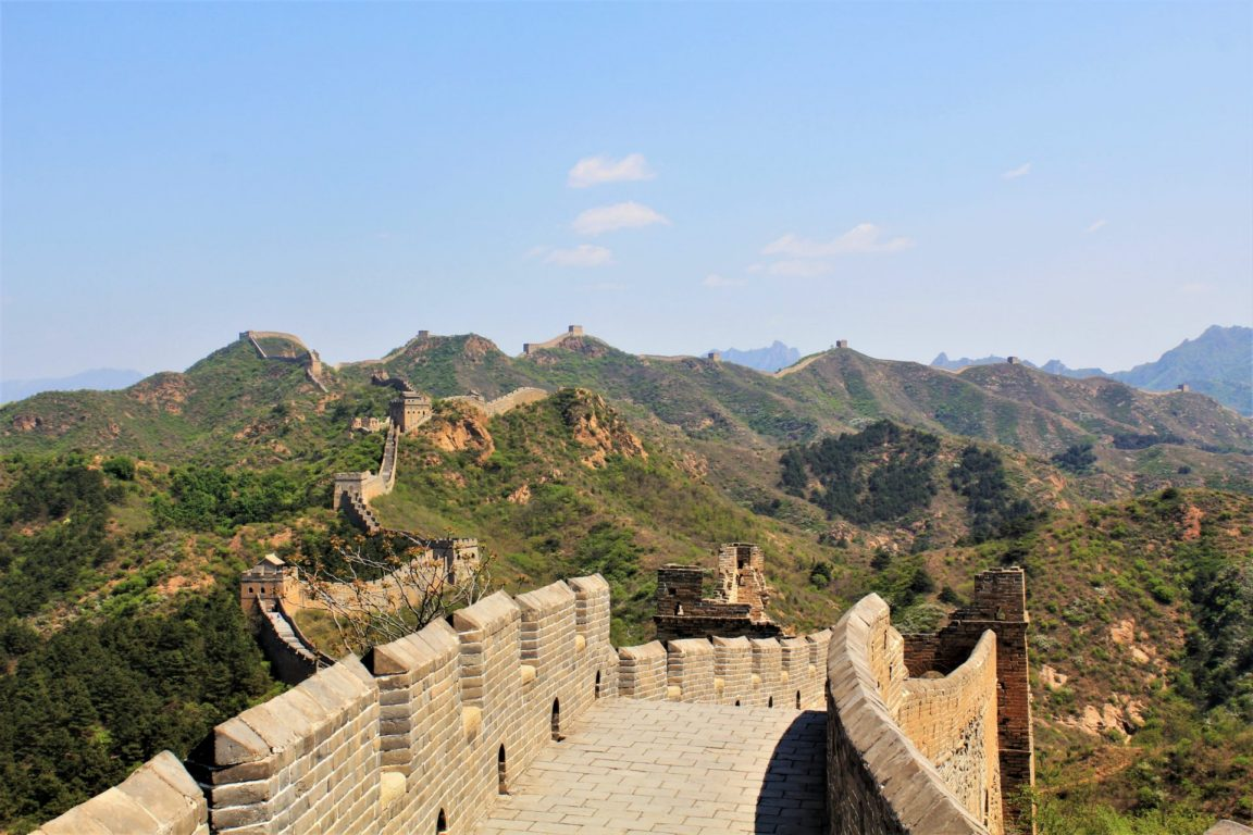 Great Wall of China Jingshanling Best Unmissable Hikes in China