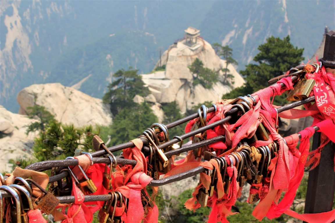 Huashan Best unmissable hikes in china