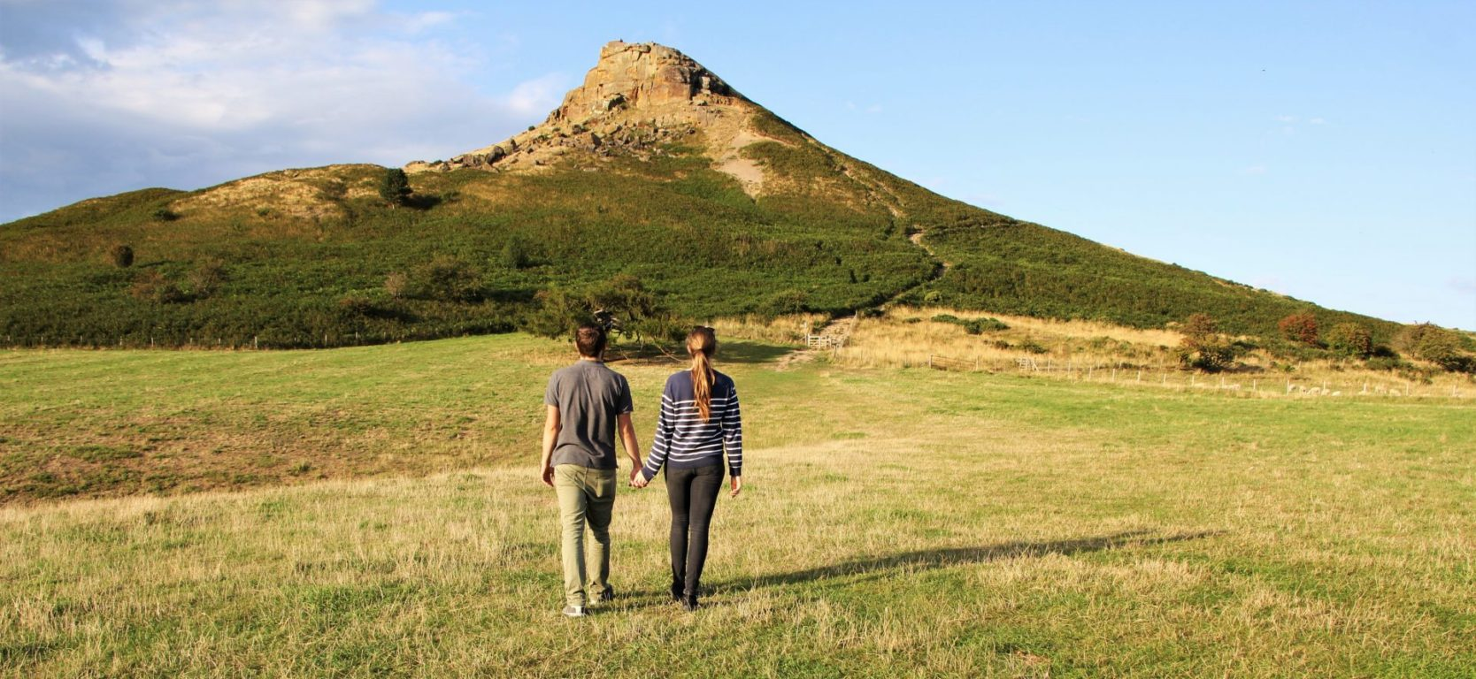 Roseberry Topping Header