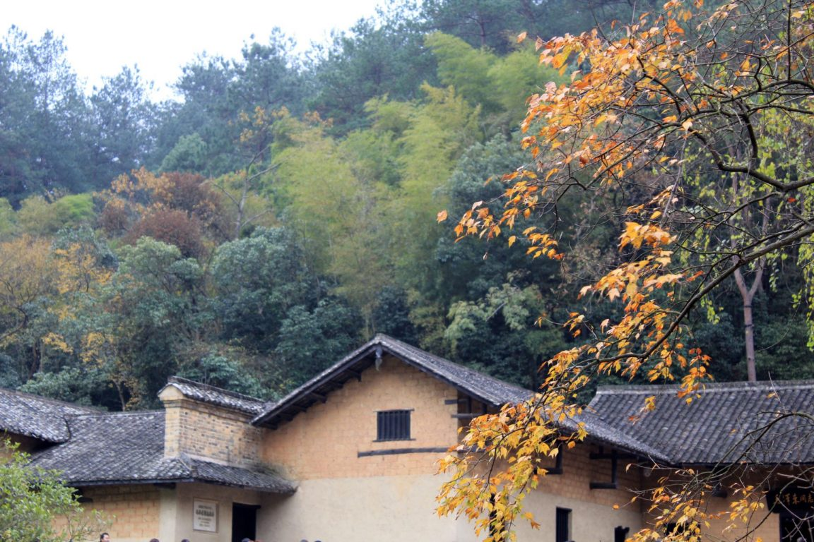 shaoshan chairman mao birthplace