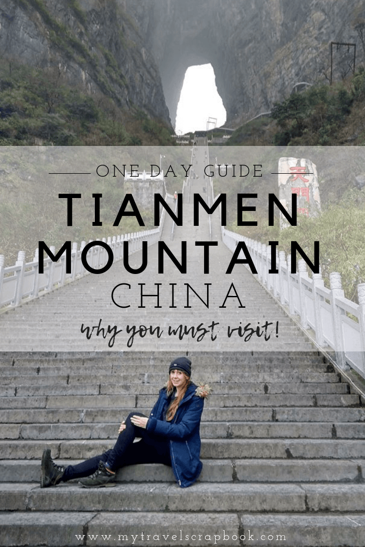 One Day Guide to Tianmen mountain, China - How to spend one day in Tianmen National Park.