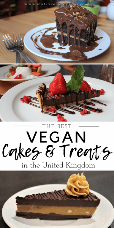 Being vegan is easier and more delicious than ever before! The UK has many delicious vegan cakes, ice creams, donuts, brownies etc to discover. See my top 10 vegan cakes in the UK here. You can have your cake and save the planet too! 