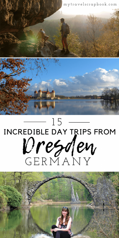 15 incredible Day Trips from Dresden! There are so many wonderful places to visit as day trips from Dresden. This is the ultimate guide to day trips in the area split into trips under an hour, under two hours and over two hours. Find out where you can go in and around the amazing German county of Saxony #Dresden #visitGermany #Saxony