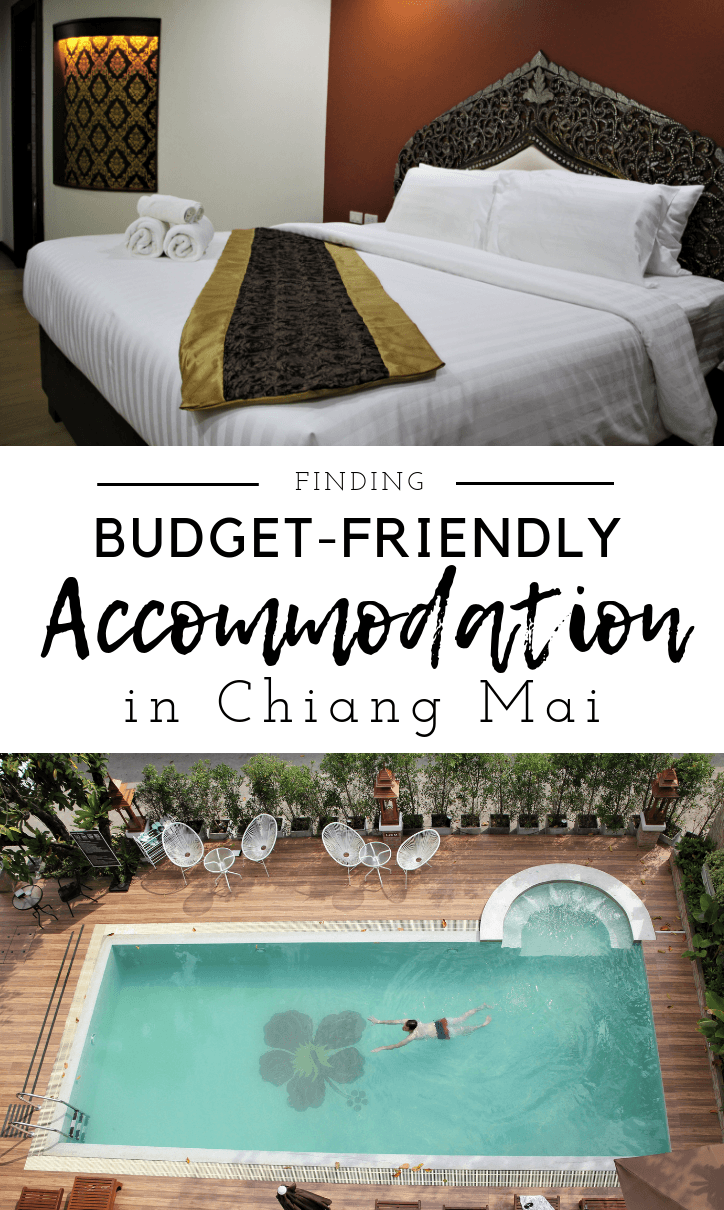 Discover Chiang Mai's romantic budget-friendly luxury boutique hotel. Read this to see why you should stay at the White Boutique Hotel in Chiang Mai. This is one of Chiang Mai's newest boutique hotels, meaning you can experience a little bit of luxury but still only pay budget prices as it is so new. Make sure you go now before everyone discovers the romantic Chiang Mai White Boutique Hotel and the prices rise! #chiangmai #chiangmaiaccommodation #romantic