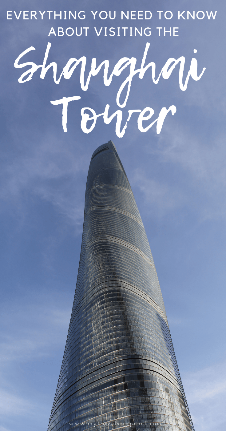 Shanghai Tower - Everything you need to know about visiting the Shanghai Tower in Shanghai, China! Home to the world\'s highest observation deck the Shanghai Tower is a must see thing to do in Shanghai. Yet with its popularity there are a few things you should know before visiting. Click on the post for the ultimate guide to the Shanghai Tower! #shanghai #shanghaitower #thingstodoshanghai