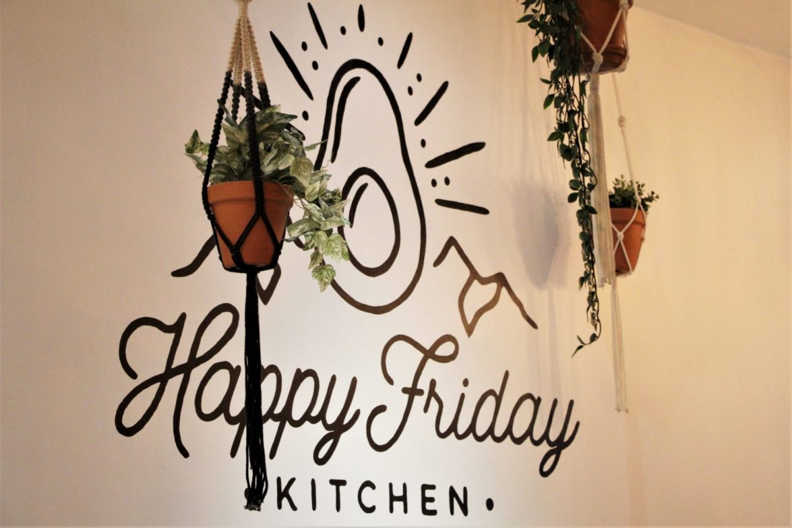 Happy Friday Kitchen