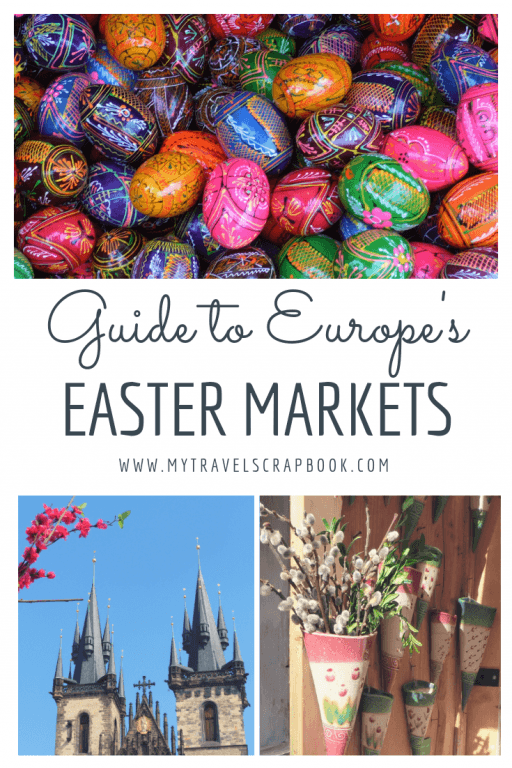 Europe is well known for its incredible Christmas Markets, but did you know about the colourful Easter Markets? Click on this guide to see the best Easter Markets to visit in Europe. Will you prefer the Krakow Easter market, the Prague Easter market or the Budapest Easter market? Read all about the different Easter markets in Europe to see which is the best for traditional gifts and which one is the best for handmade crafts. #eastermarket #eastereurope