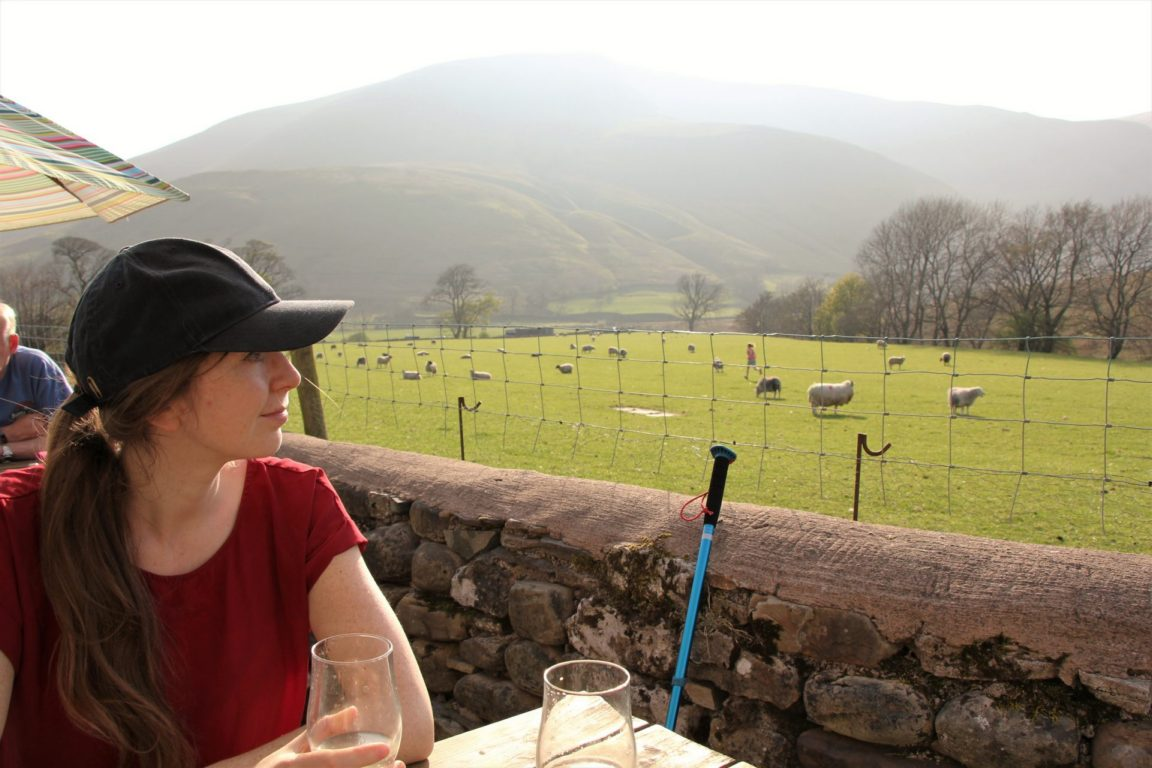 Drink at Cross Keys Temperance Inn Cautley Spout