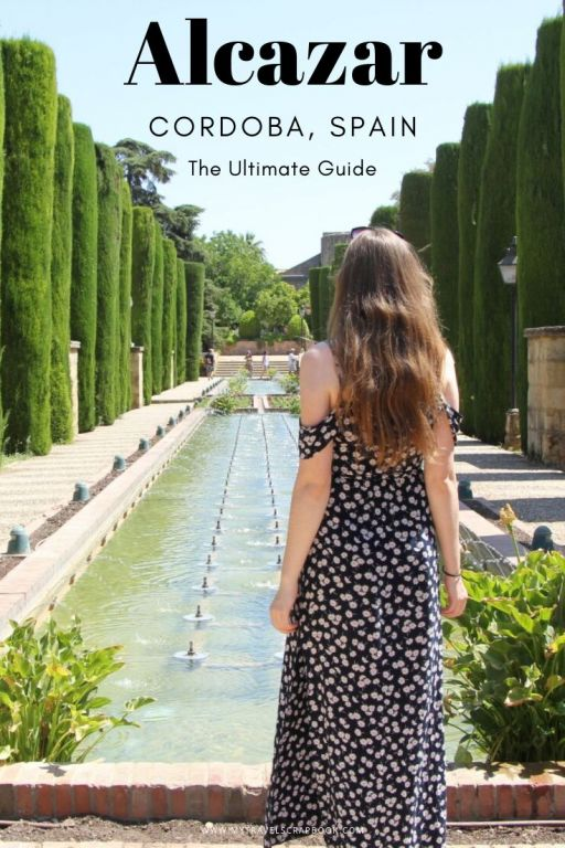 Everything you need to know about visiting the Alcazar de los Reyes Cristianos in Cordoba! This is the ultimate guide to the Alcazar of Cordoba from opening times, ticket prices to things you cannot miss during a trip to the Alcazar in Cordoba. #cordoba #alcazar