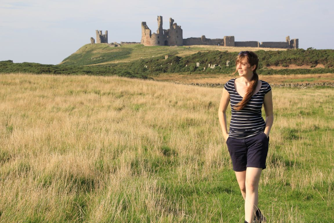 Dunstanburgh Castle Hike