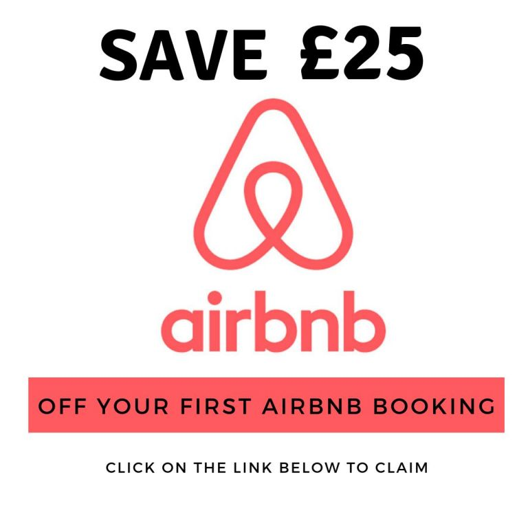save £25 on airbnb