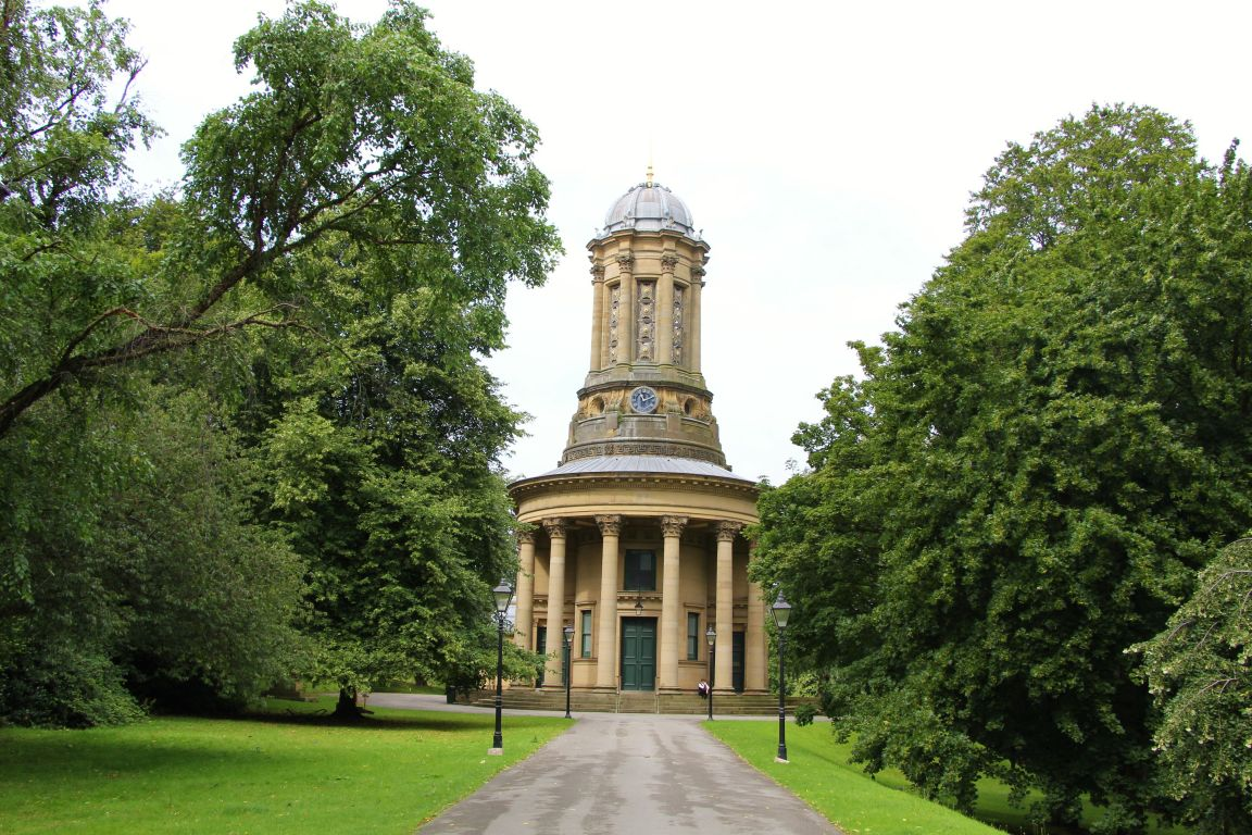 italian church saltaire