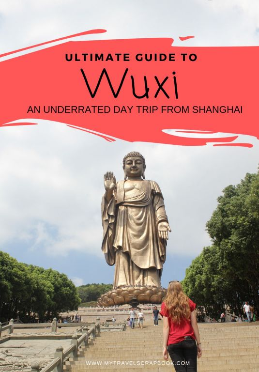 Why you should visit Wuxi - 6 things to do in the city of Wuxi on Lake Tai just 30 minutes from Shanghai, China. Forget Suzhou and Hangzhou, escape the crowds and take a weekend trip to Wuxi in Jiangsu province and see the world\'s tallest Buddha! #wuxi #shanghai #china