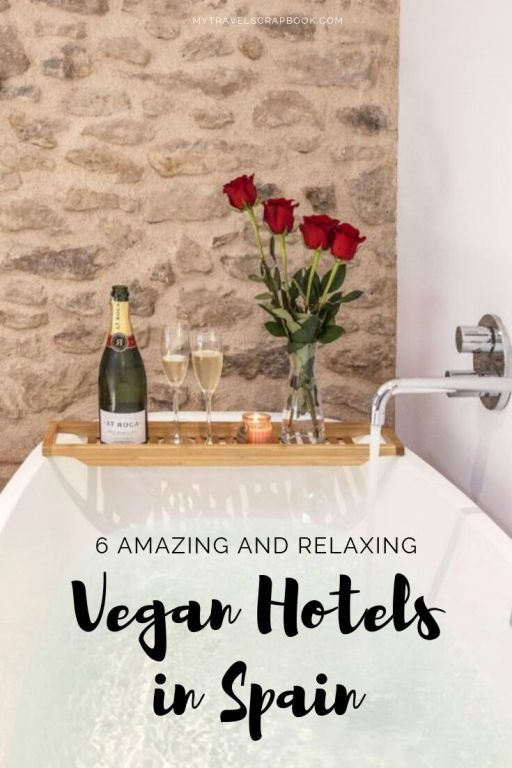 Looking to stay at a vegan hotel in Spain? If you are a vegan looking for a 100% vegan accommodation option in Spain here are some of the best vegan B&Bs, vegan hotels and vegan retreats on the Iberian penisular. From a delicous vegan breakfast to vegan toiletries, vegans can have the ultimate care free stay during their trip to Spain!