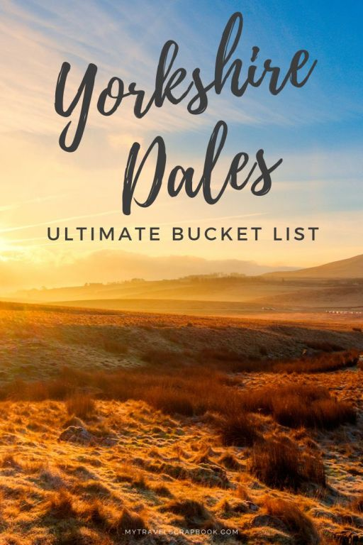 The Yorkshire Dales has many fantastic places to visit. The Yorkshire Dales National Park is full of beautiful waterfalls, secret caves and epic hikes. Check out this list of the best natural places to visit in the Yorkshire Dales to be inspired to go on your own Yorkshire Dales hike! Grab your walking boots and let\'s explore the Yorkshire Dales.  #yorkshiredales #yorkshiredaleshike