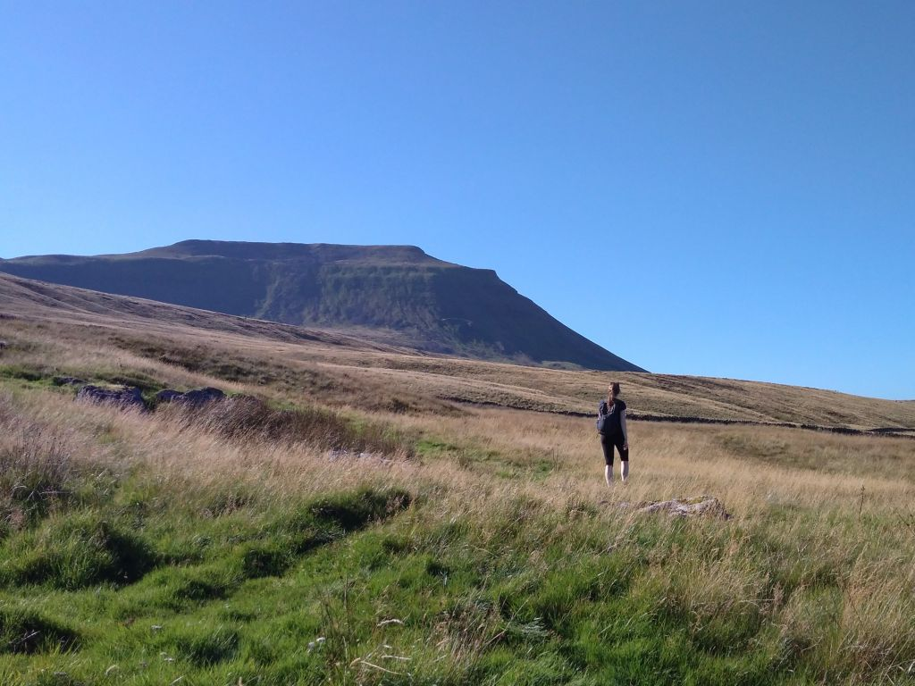 Ingleborough Girl Hike
