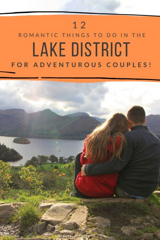 Romantic things to do in the Lake District National Park for adventurous couples! The Lake District in England has many incredible things to do and see but what do adventurous couples want to do on their romantic break in the lakes? Click here for inspiration on which activities to do in the Lake District as an adventurous couple! From hiking and scrambling to chasing waterfalls and caving - this is the ultimate guide to visiting the lake district as a couple. #lakedistrict #adventurouscouple