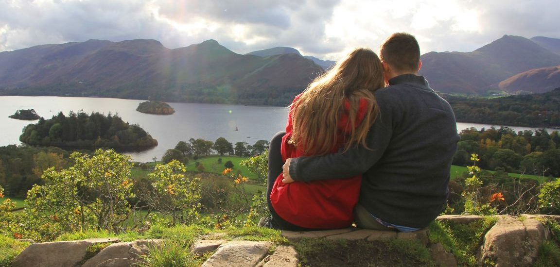 romantic things to do in the lake district for adventurous couples