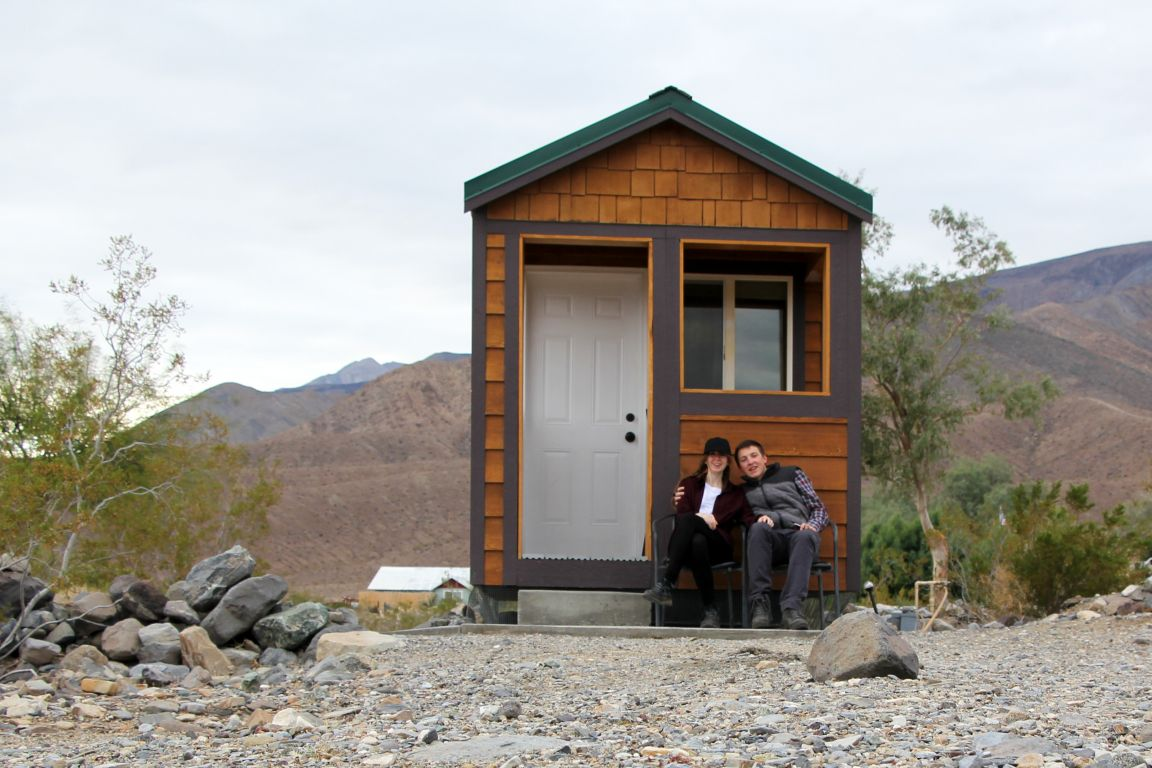 Panamint Springs Resort Honeymoon cabin