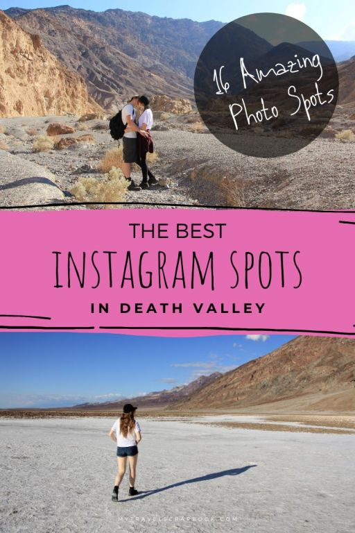 Incredible instagram spots in Death Valley! Death Valley is a photographer\'s dream. There are many incredible photo spots in the national park in California. Check out some of the best instagram and photograph locations in Death valley by clicking here! Don\'t forget to pack your camera!