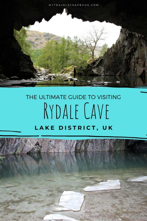 Rydale Cave in the Lake District is a mysterious place. To enter you must cross the wobbly stepping stones and enter the depth of the dark cave. Located in the heart of the Lake District, close to Grasmere, Rydale Cave is a great adventure for hikers and children to add to your things to do in the Lake District list. #rydale #rydalecave