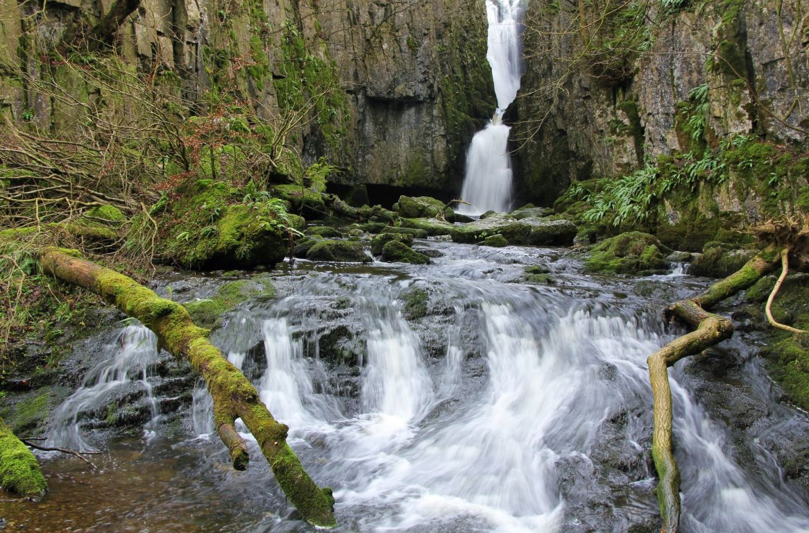Catrigg Force Yorkshire Dales waterfall