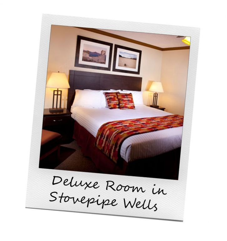 stovepipe wells deluxe room