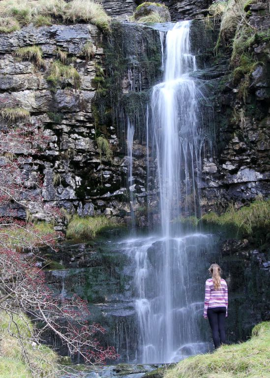 buckden waterfall