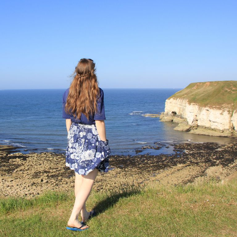 flamborough Head thought skirt
