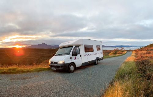 campervan scotland guide